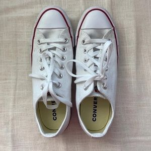 CONVERSE Chuck Taylor all star unisex low top shoe